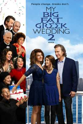 My Big Fat Greek Wedding Stream