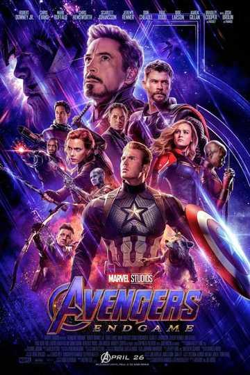 Avengers: Endgame Poster