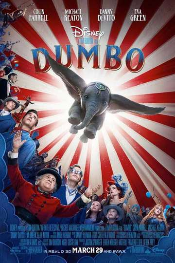 Dumbo Stream And Watch Online Moviefone