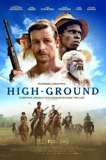 High Ground poster