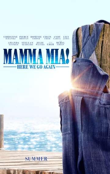 Mamma Mia! Here We Go Again poster