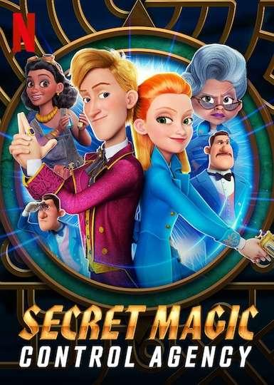 Secret Magic Control Agency