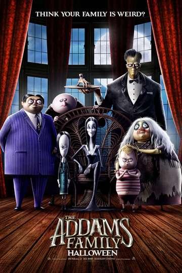 The Addams Family 2019 Movie Moviefone