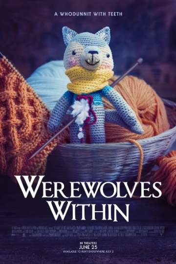 Werewolves Within poster