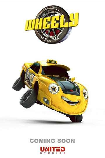 Wheely poster