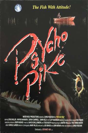 Psycho Pike poster