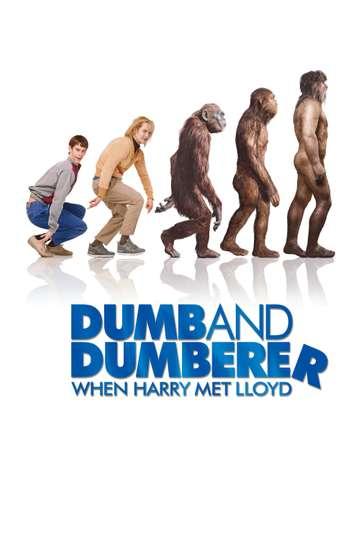 Dumb and Dumberer: When Harry Met Lloyd poster