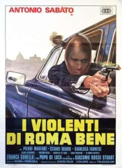 Violence for Kicks poster