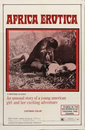 Jungle Erotic poster