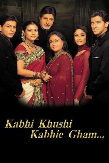 Kabhi Khushi Kabhie Gham poster