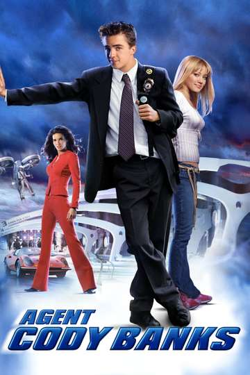 Agent Cody Banks poster