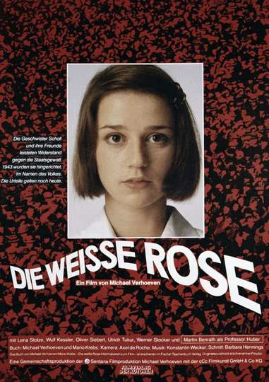 The White Rose poster