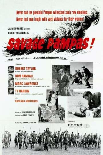Savage Pampas poster