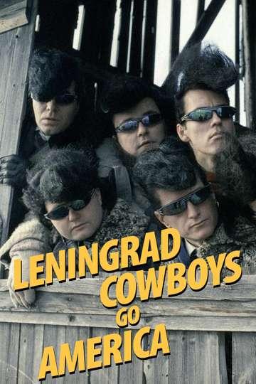 Leningrad Cowboys Go America poster