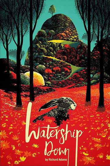 Watership Down poster