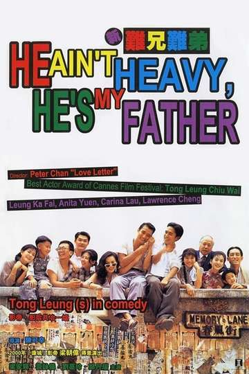 He Ain't Heavy, He's My Father poster