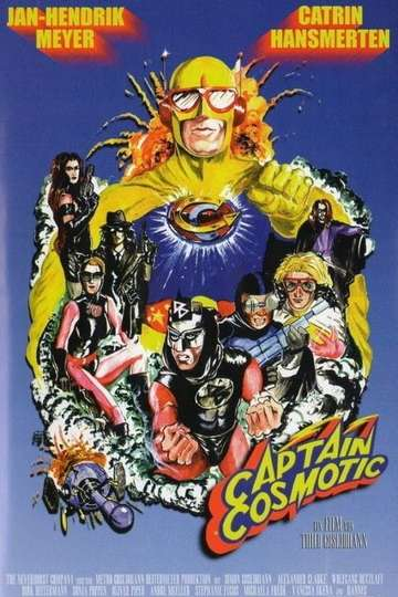 Captain Cosmotic poster