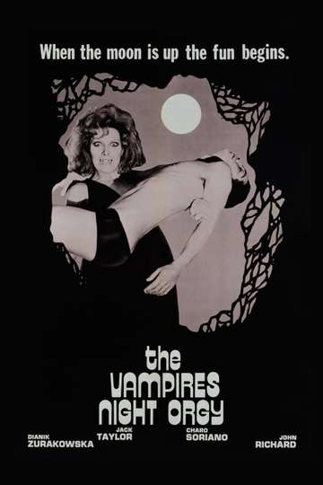 The Vampires' Night Orgy poster