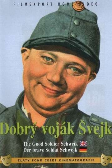 The Good Soldier Švejk poster