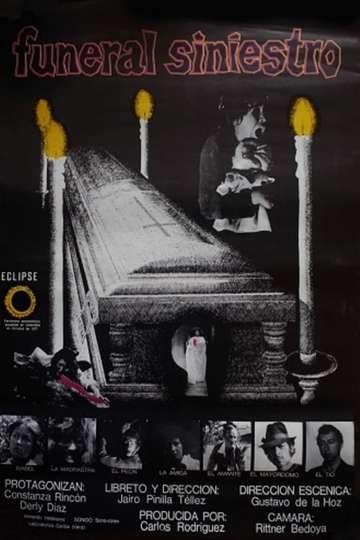 Funeral siniestro poster