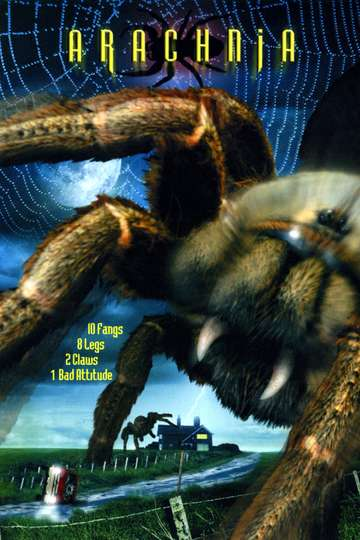 Arachnia poster