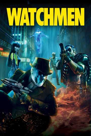 Watchmen (2009) - Movie | Moviefone