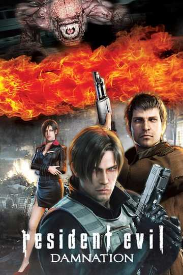 Resident Evil Damnation Cast And Crew Moviefone