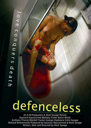 Defenceless: A Blood Symphony poster
