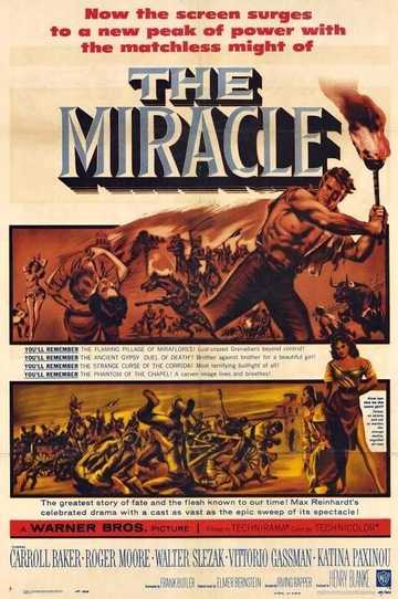 The Miracle 1959 Movie Moviefone