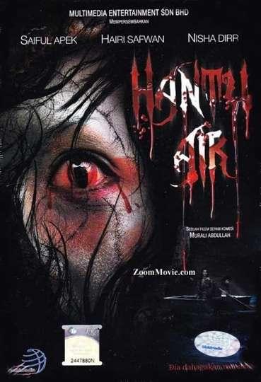 Hantu Air poster