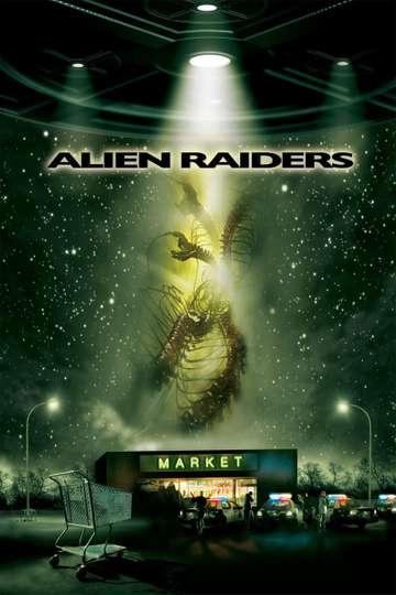 Alien Raiders poster