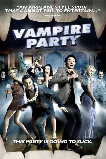 Vampire Party poster