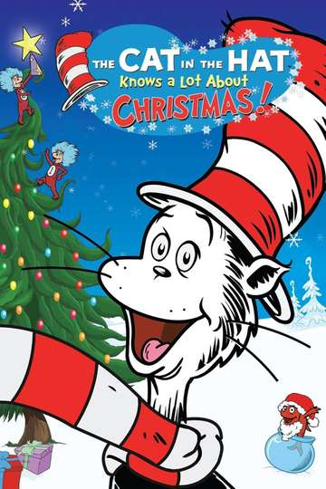 The Cat in the Hat Knows a Lot About Christmas! poster