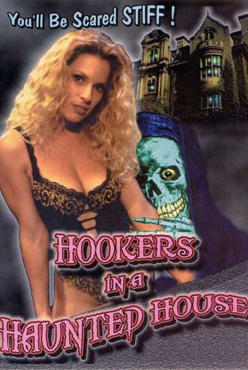 Hookers in a Haunted House poster