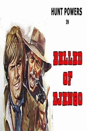 Ballad of Django poster