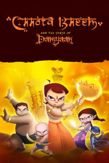 Chhota Bheem And The Curse of Damyaan poster