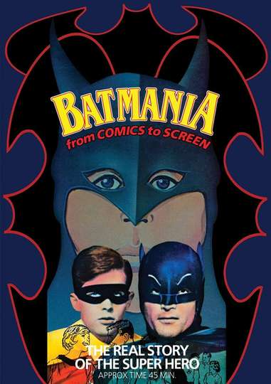 Batmania: From Comics to Screen poster