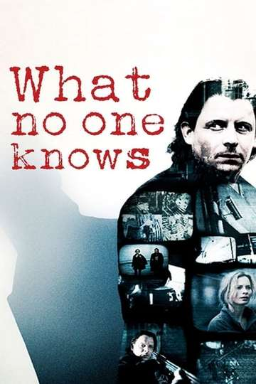 What No One Knows poster