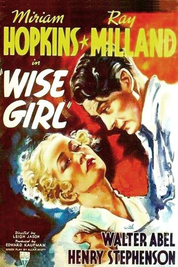 Wise Girl poster