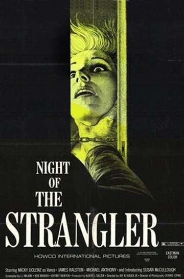 Night of the Strangler poster
