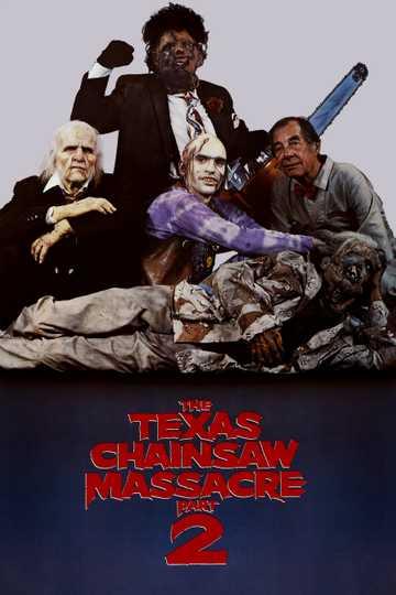 Texas Chainsaw Massacre 2 Stream