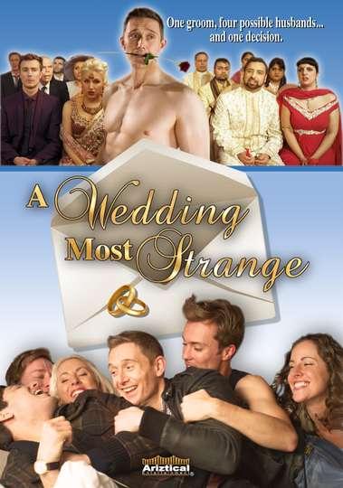 A Wedding Most Strange poster