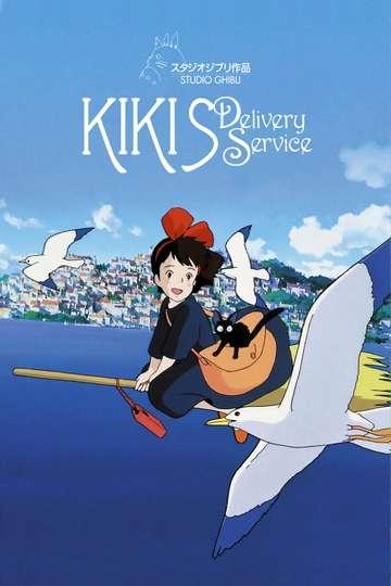 Kiki's Delivery Service poster