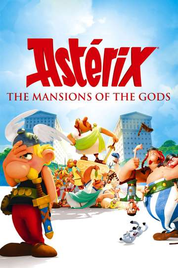 Asterix: The Mansions of the Gods poster