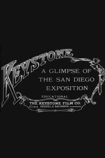 A Glimpse of the San Diego Exposition