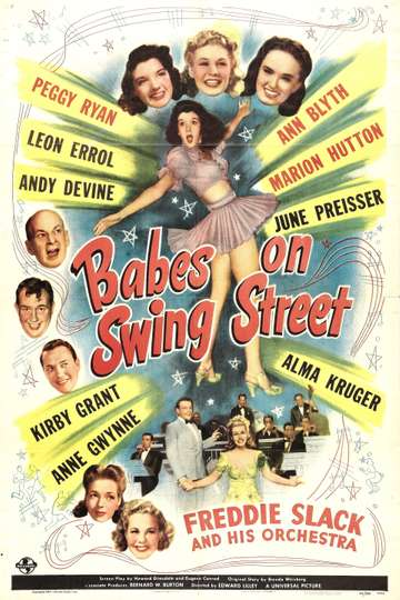 Babes on Swing Street