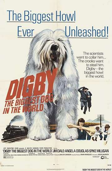 Digby, the Biggest Dog in the World