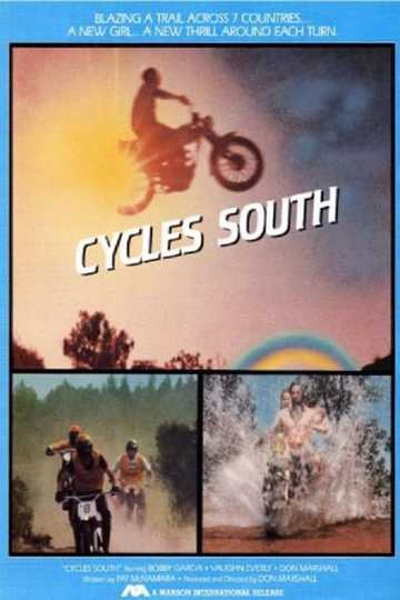 Cycles South Poster