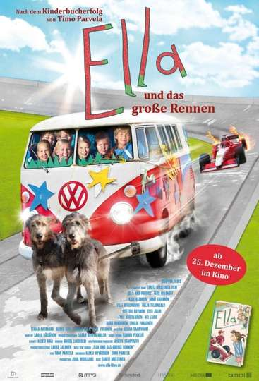 Ella and Friends poster