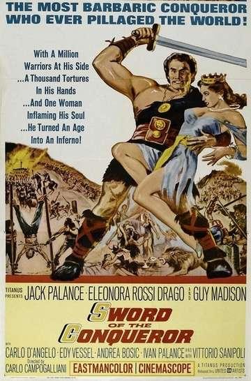 Sword of the Conqueror poster